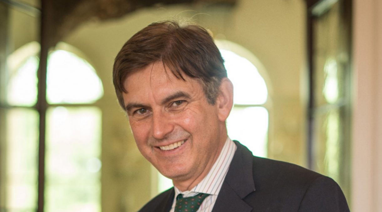 Andrew O'Shaughnessy is the author of a study of the Revolution in the Caribbean.