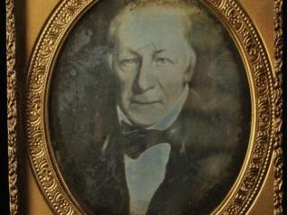 Daguerreotype of John Richard Watrous, American, Mid-19th century