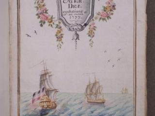 """Cayer des Evolutions,"" Antoine-Robert, vicomte du Cluzel, 1777"