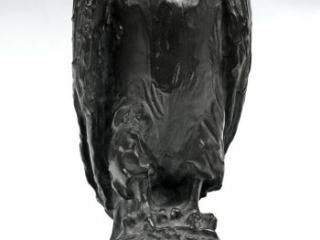 Eagle of Preparedness, Paul Wayland Bartlett (1865-1925), Cast by the Griffoul Foundry, Newark, N.J., 1916