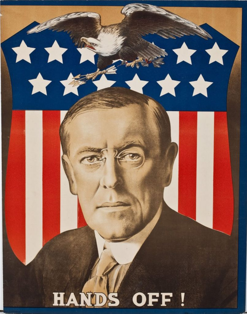 Hands Off!, New York: Underwood & Underwood, 1916
