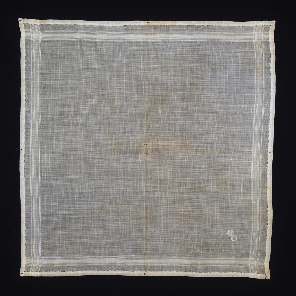 Handkerchief, early 20th century