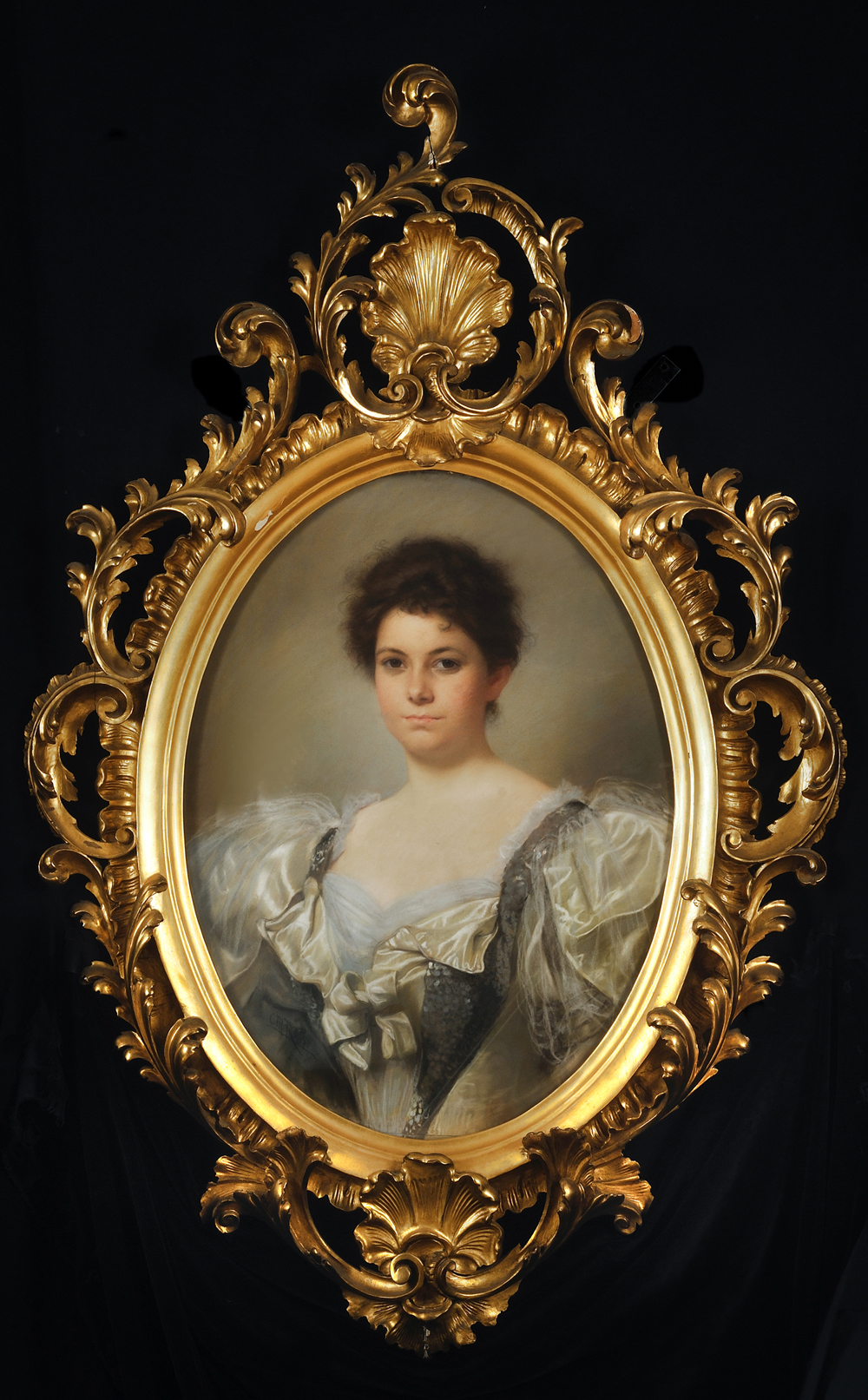 Isabel Anderson by Christian M. Ross, 1896
