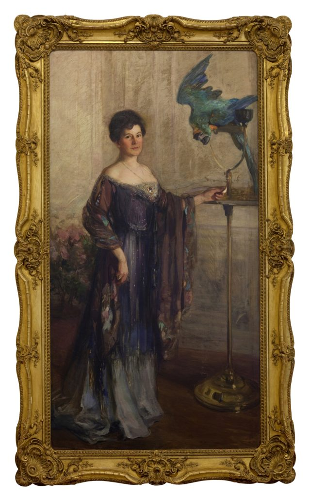 <em>Isabel Anderson</em> attributed to DeWitt M. Lockman, ca. 1910s