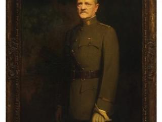 General John J. Pershing, E. Hodgson Smart (1873-1942), 1922
