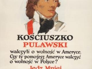 Kosciuszko, Pulawski walczyli o wolnosc w Ameryce, Brooklyn, N.Y.: Latham Lithography & Printing Co., [1917]
