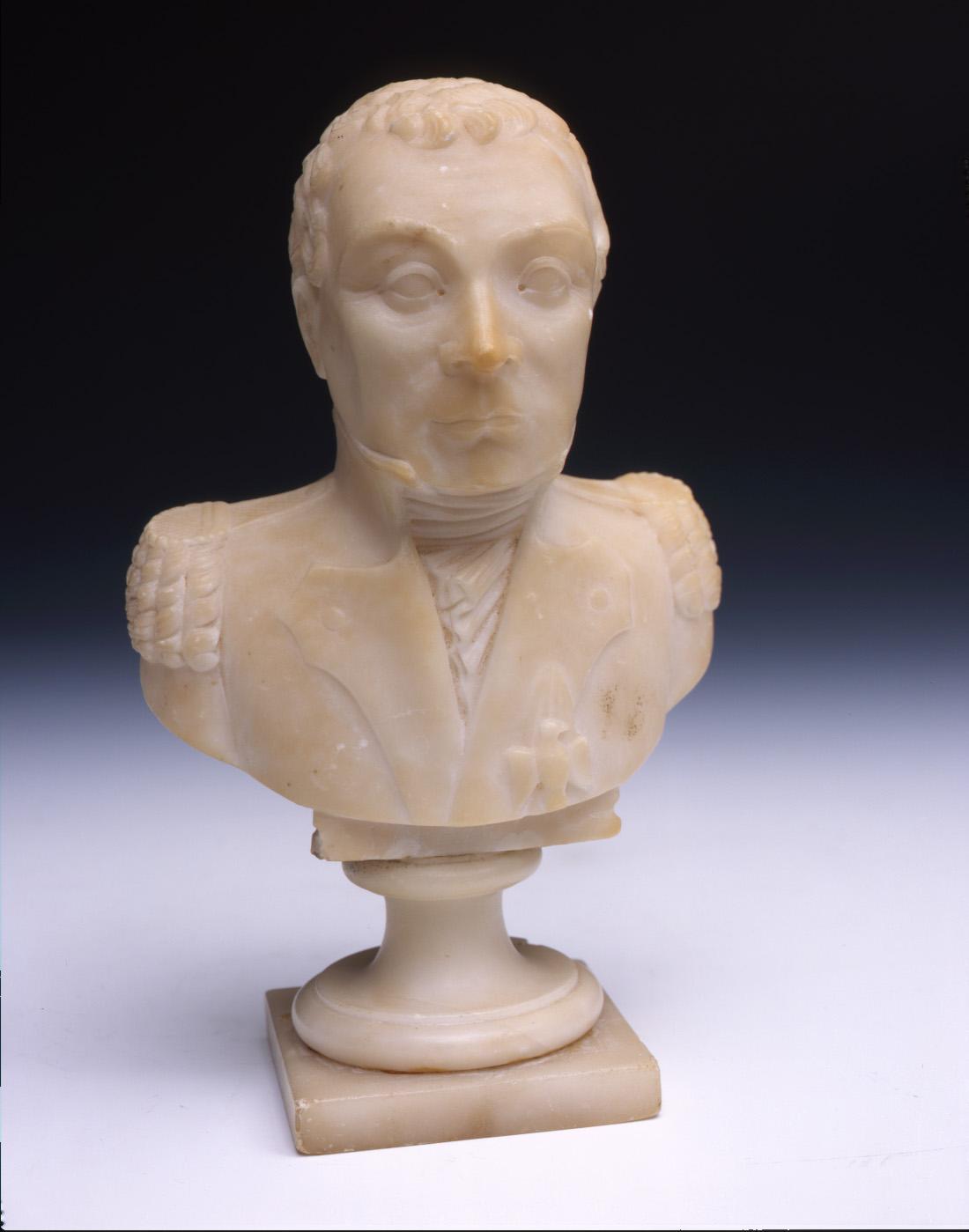 Marquis de Lafayette, ca. 1825-1830