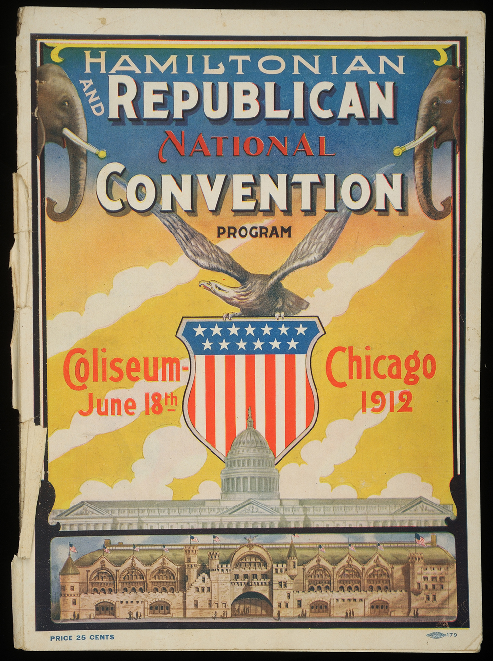 Program of the Republican National Convention, 1912