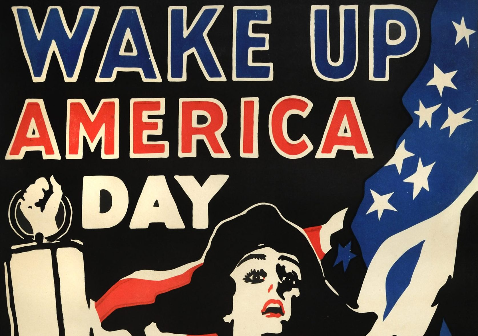 Wake Up America Day, James Montgomery Flagg, [New York], 1917