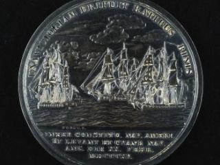 Charles Stewart Congressional medal, ca. 1820