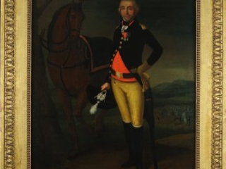 Comte d'Estaing by Le Paon, ca. 1785