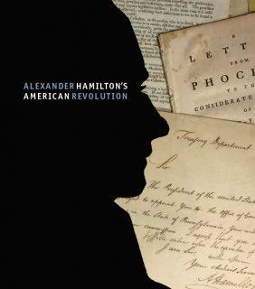 Hamilton exhibition press release - The American Revolution