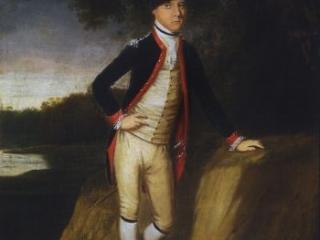 Jacob Shubrick by Benbridge, ca. 1777