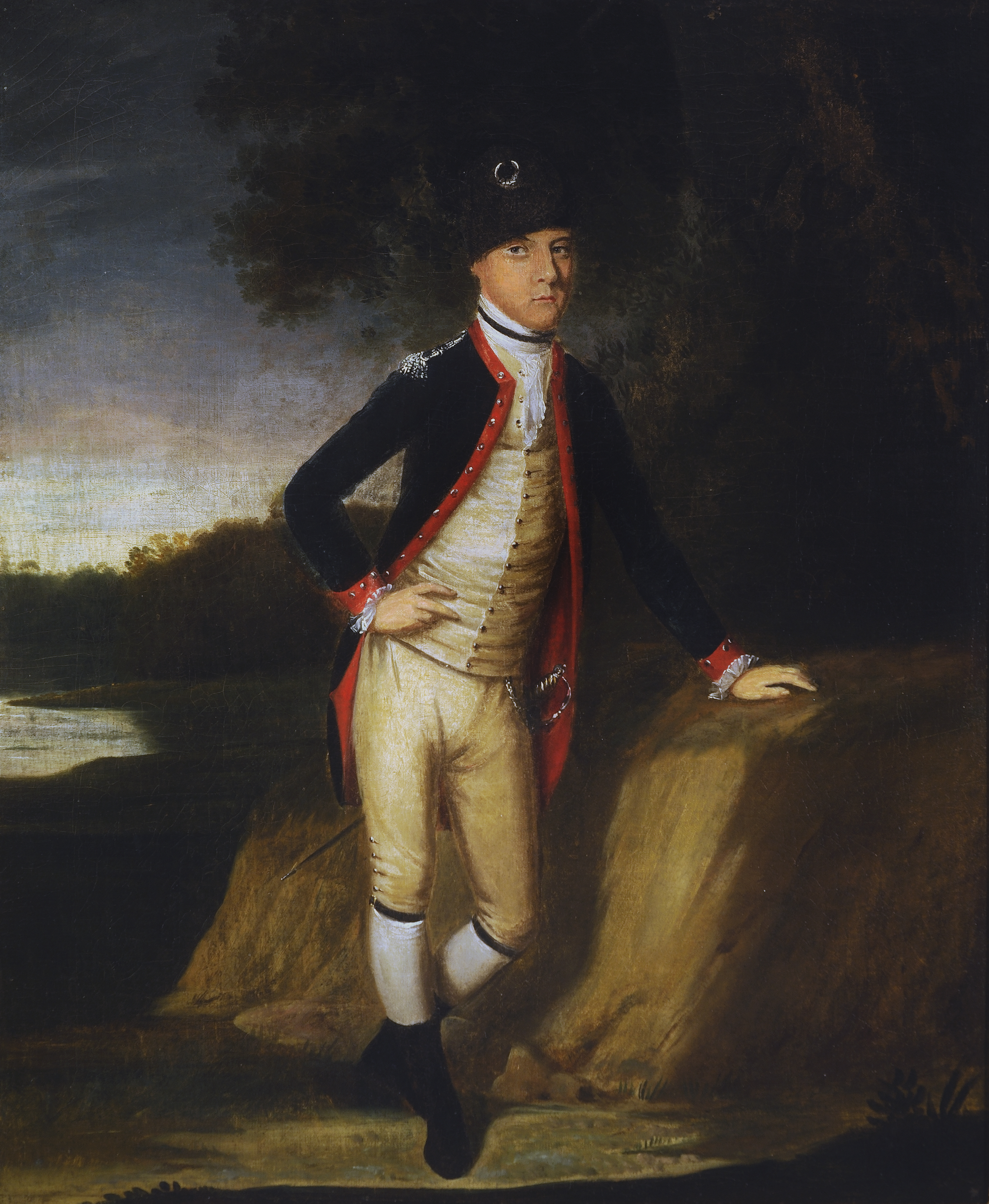 Jacob Shubrick by Benbridge, ca. 1777
