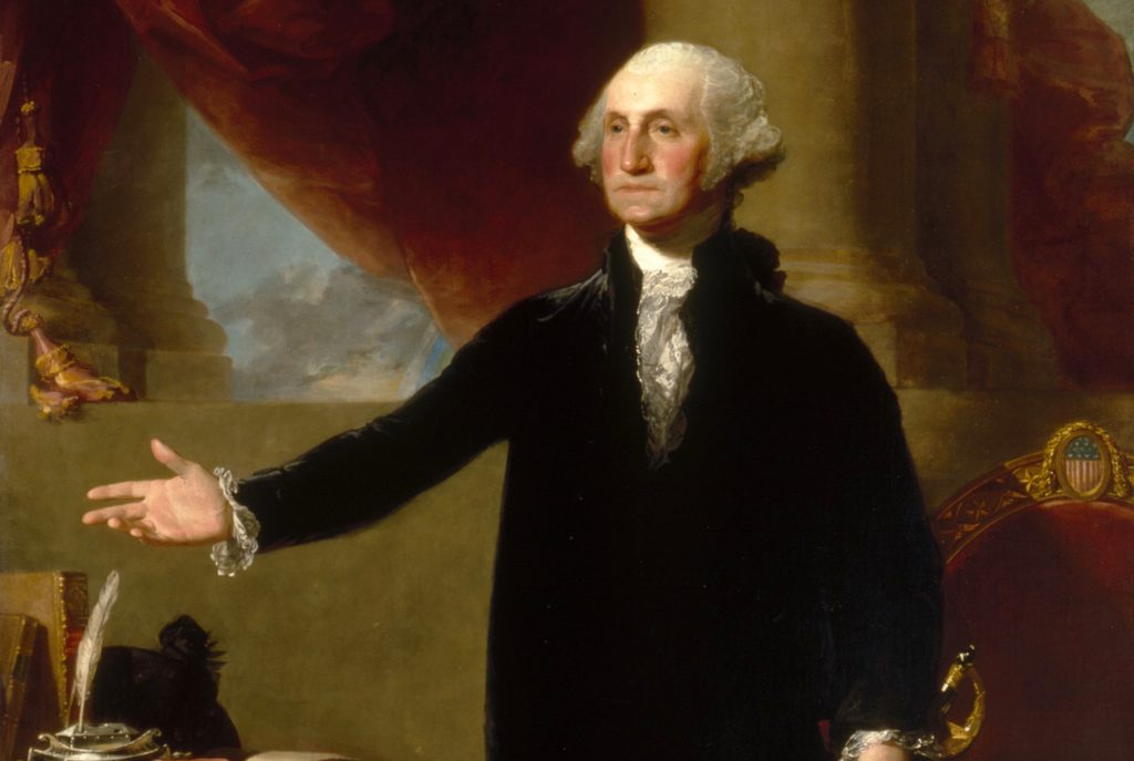 George Washington is a symbol of the ideals and high purpose expressed in this statement of what you can expect from the American Revolution Institute.