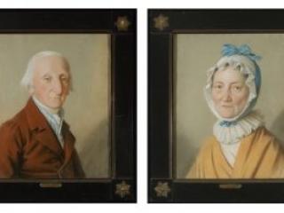 Mr. and Mrs. Richard Varick