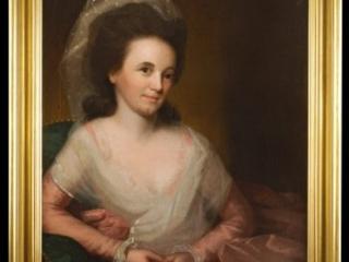 Mrs. John Johnston by Earl, 1785