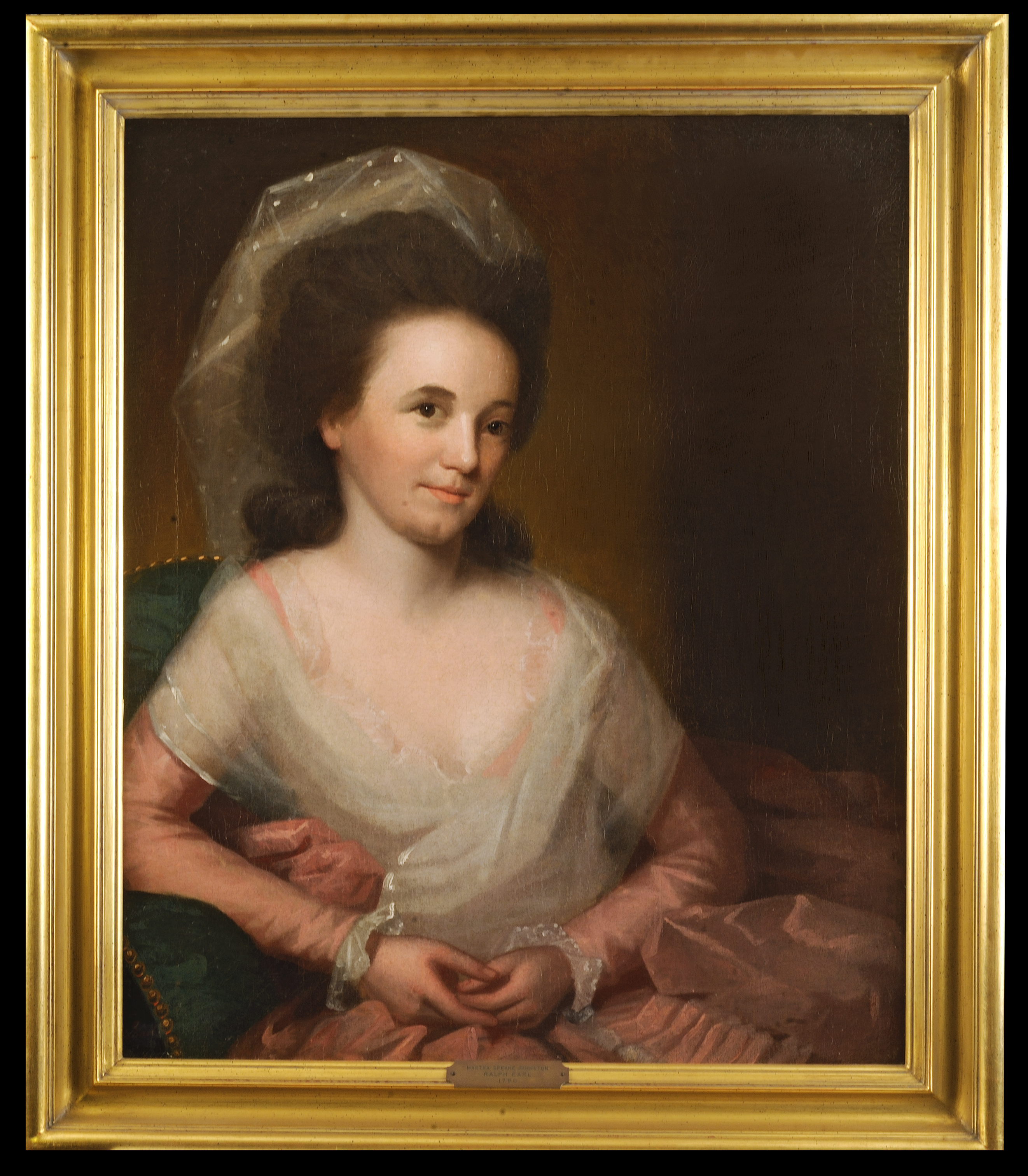 Mrs. John Johnston by Earl, 1785