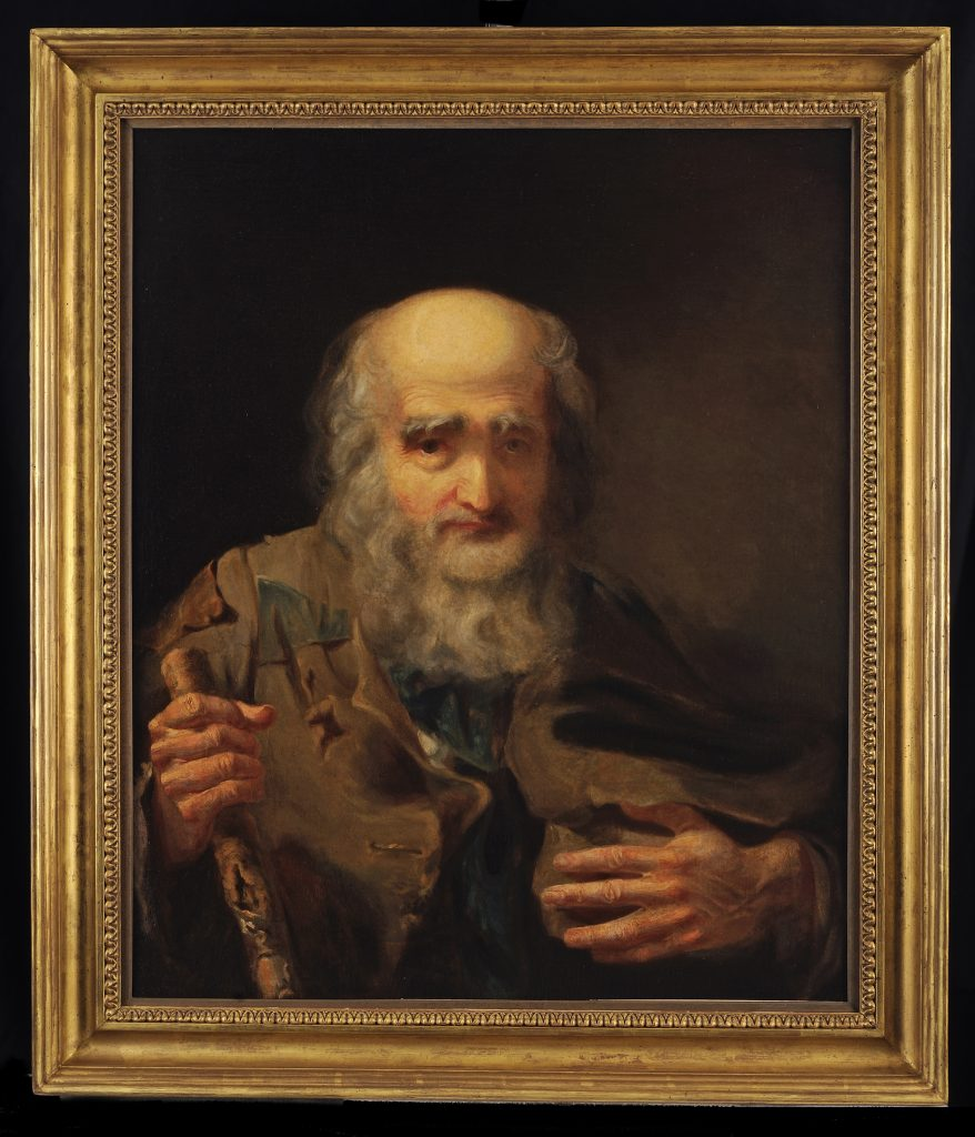 A Pensioner of the Revolution by Neagle, 1830