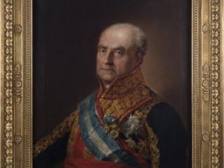 Saint Simon by Lopez, ca. 1815-1818