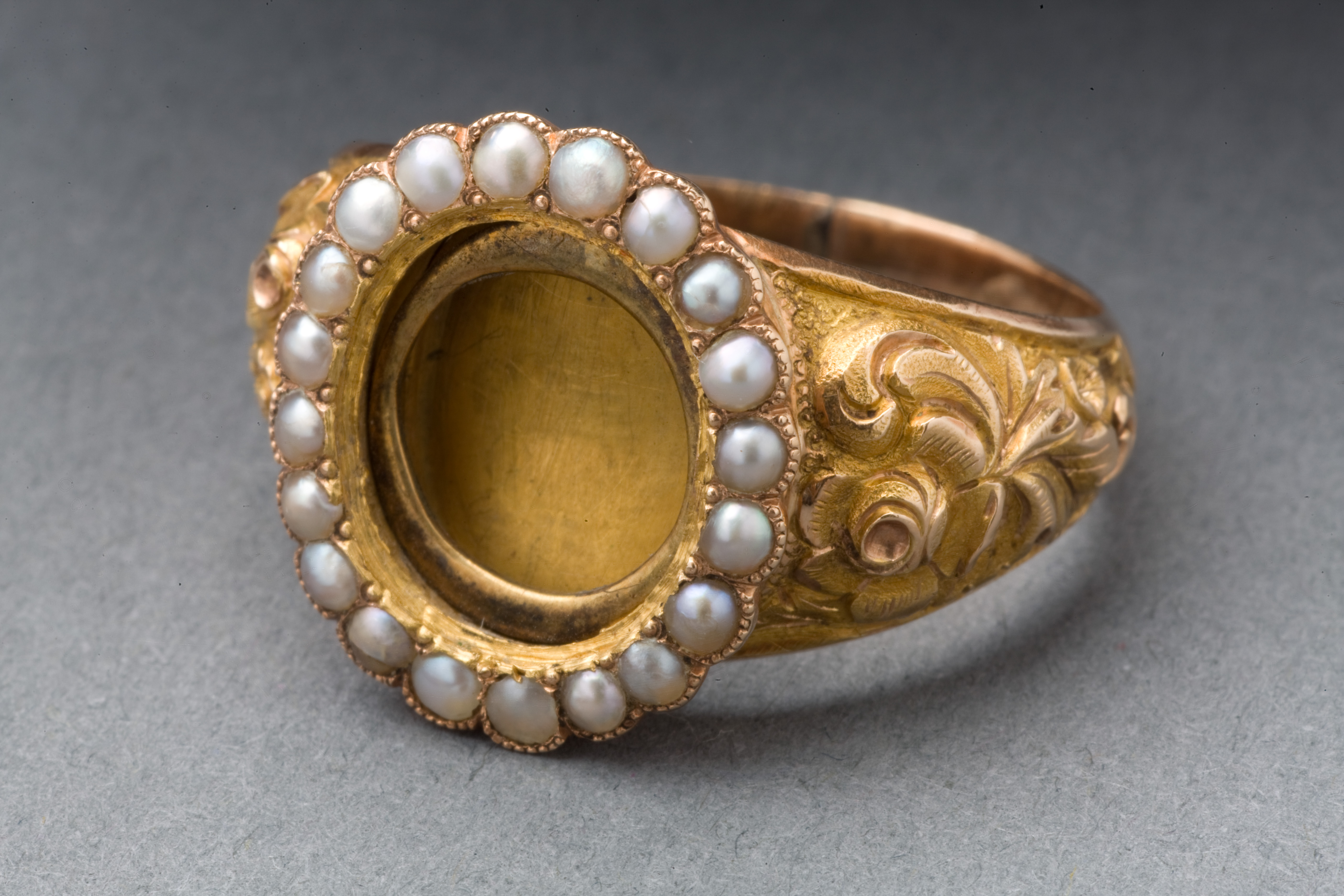 Ring owned by Tadeusz Kosciuszko, 18th century