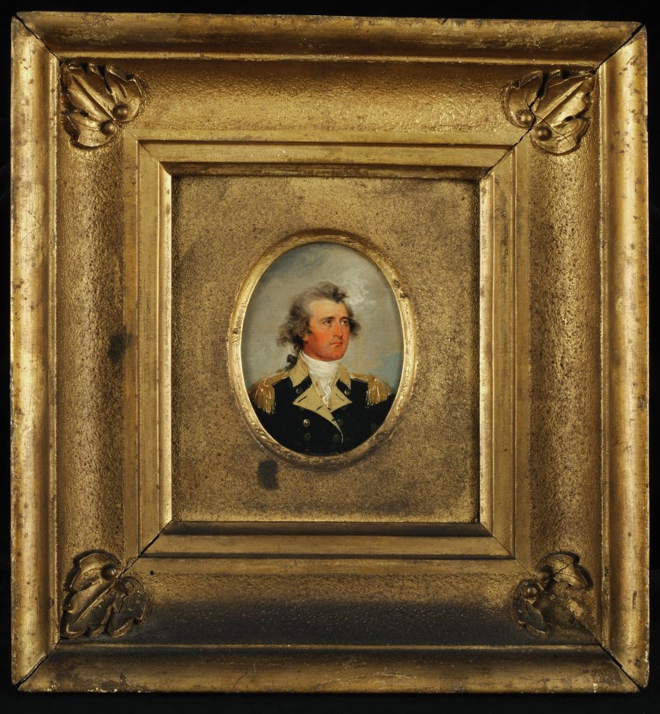 Thomas Shubrick by Trumbull, 1791