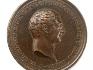 Voltaire medal by Arouet, 1778