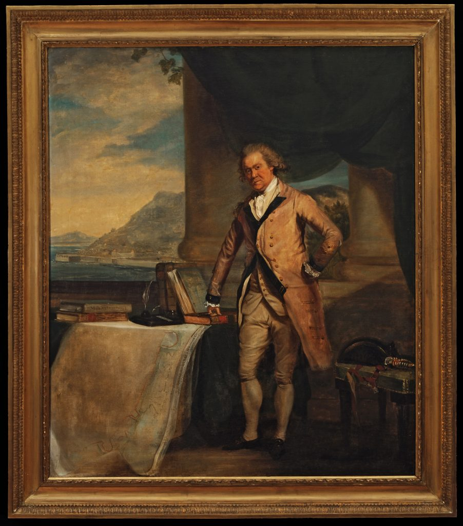 William Green by Carter, ca. 1784