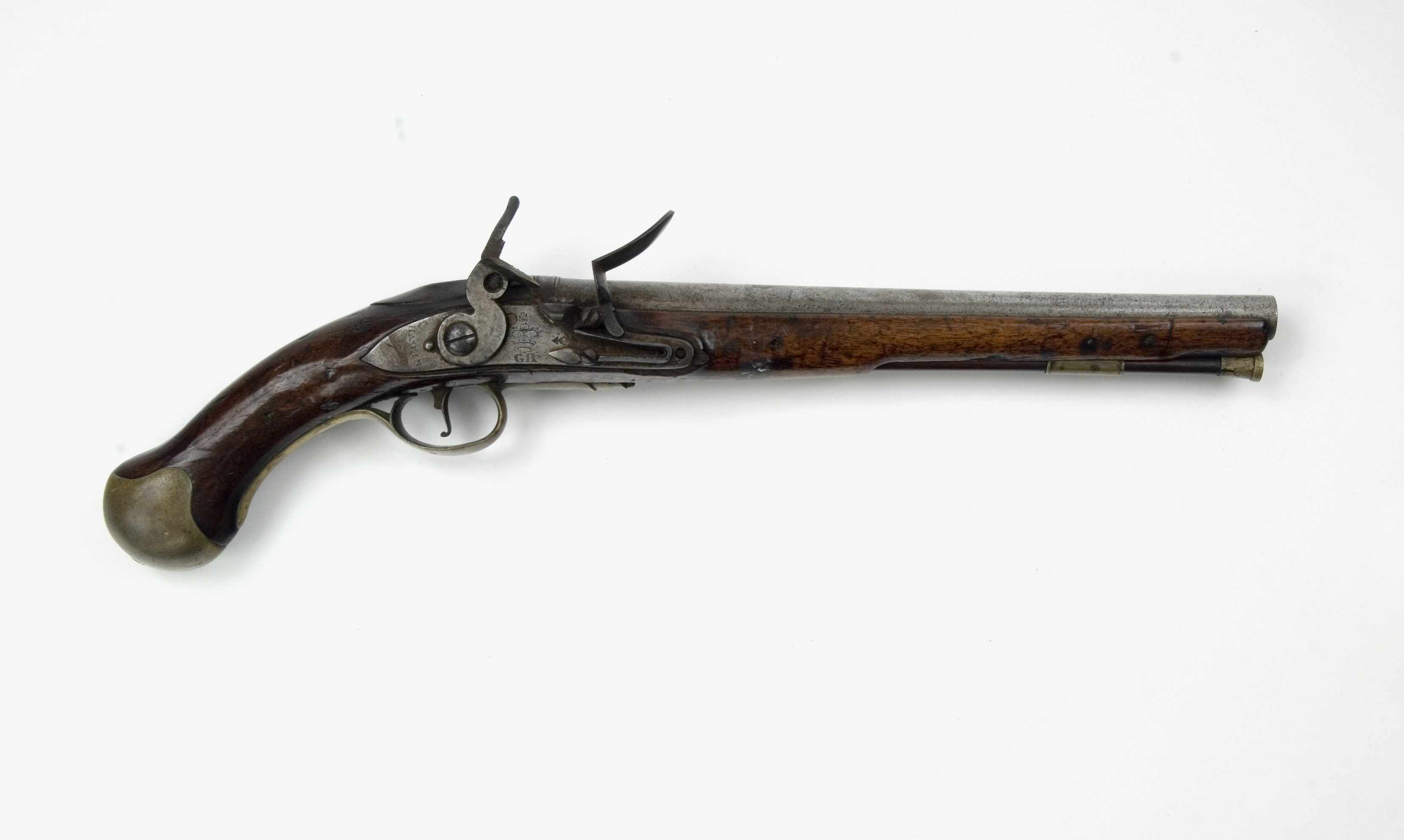 Artemas Ward British Pattern 1738 sea service pistol
