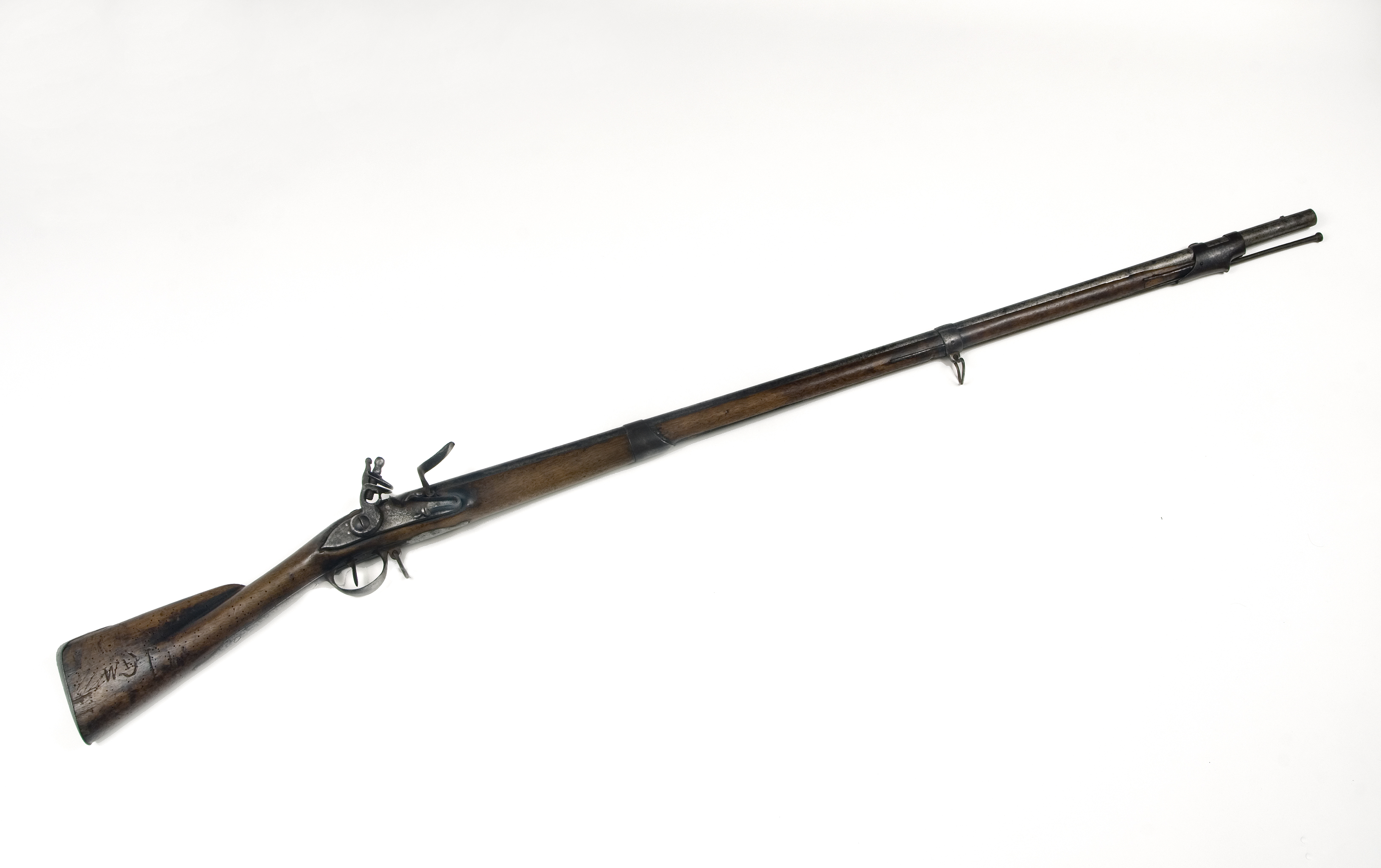French Model 1766 Charleville musket