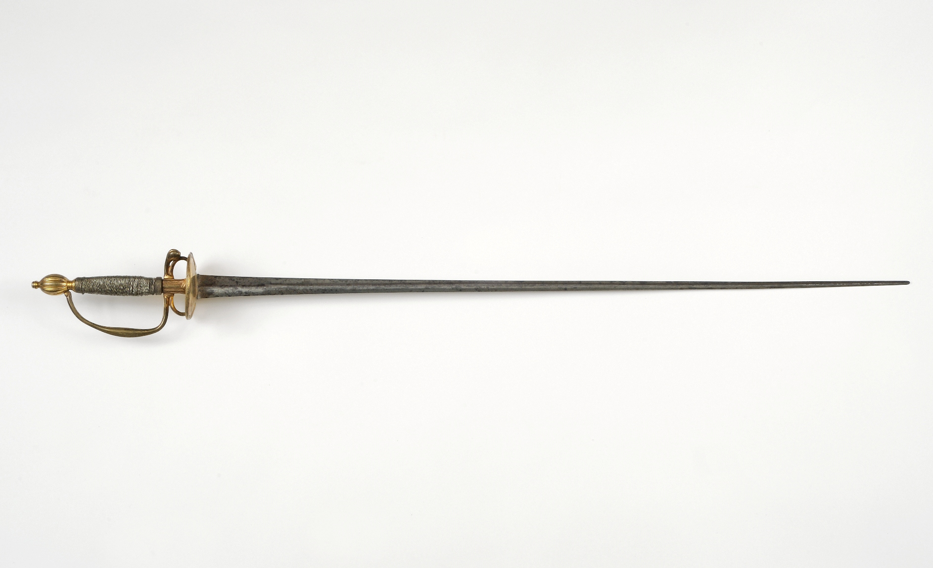 French Model 1767 officer's sword