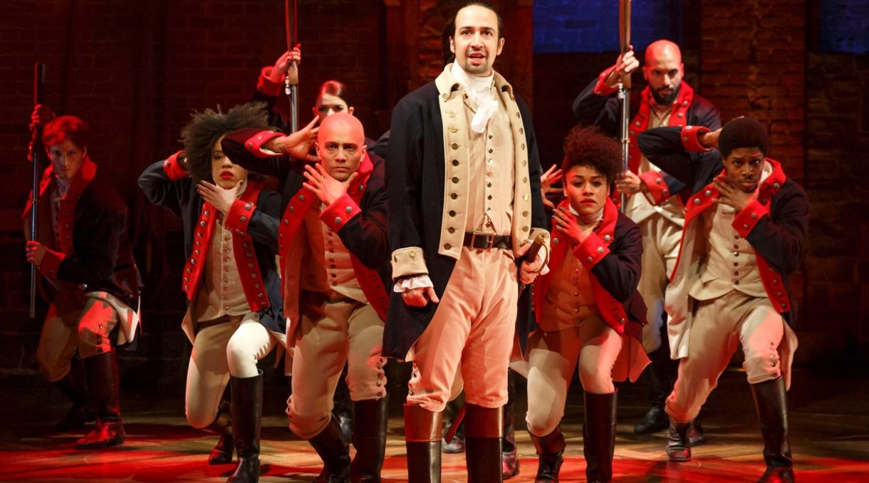 The Broadway musical Hamilton has introduced a whole generation of theater goers to the American Revolution.