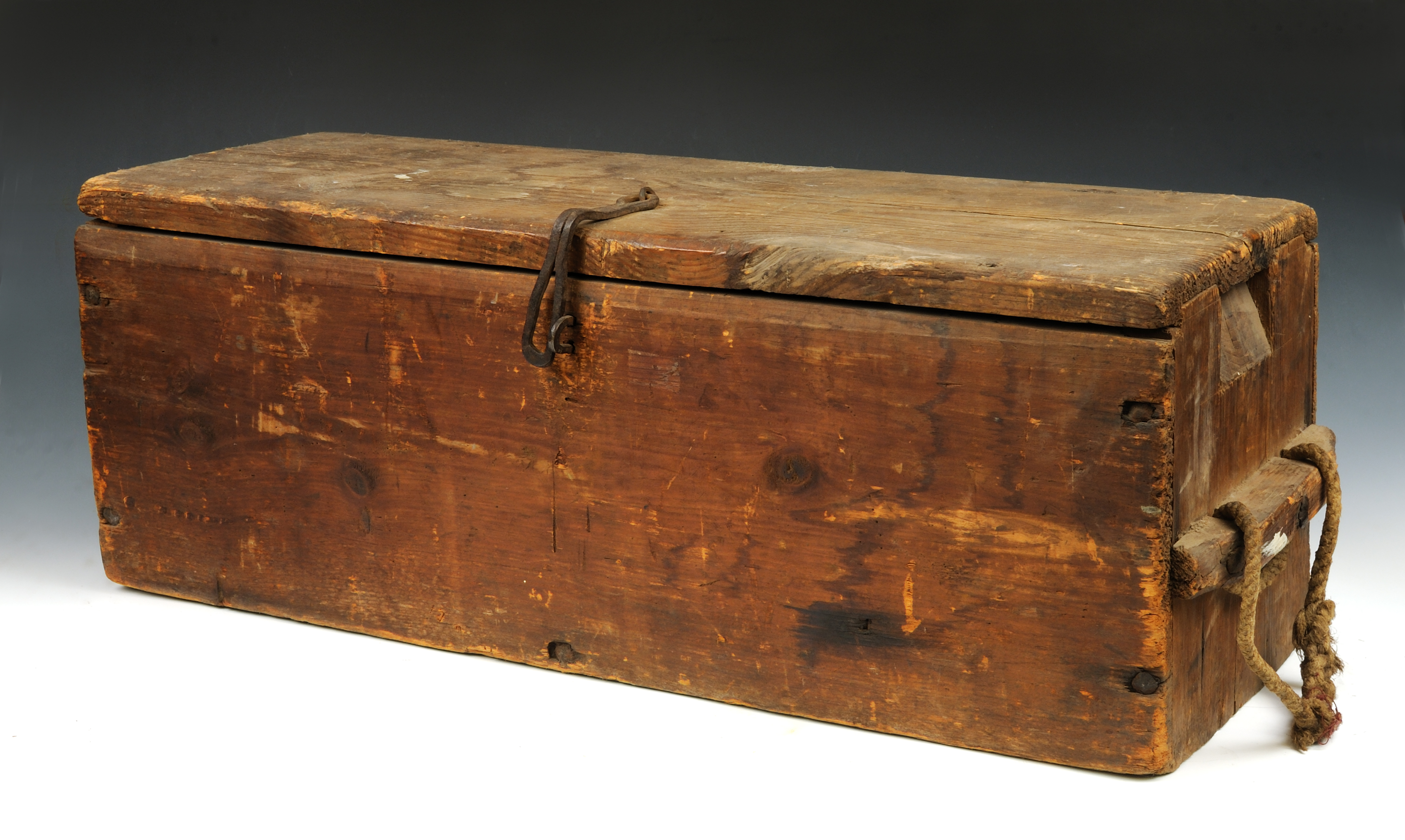 Henry Sewall campaign chest