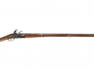 Spanish Model 1757 infantry musket made by Sebas, 1774