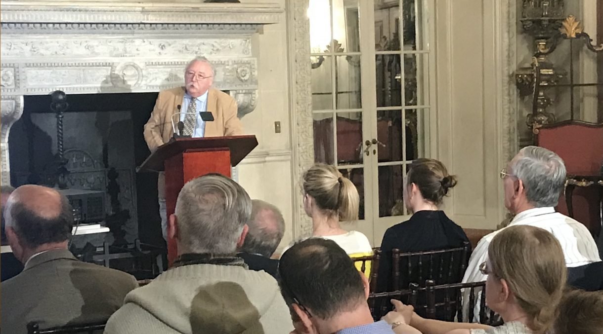 Historian Bob Selig discusses burial of the dead on Revolutionary War battlefields.