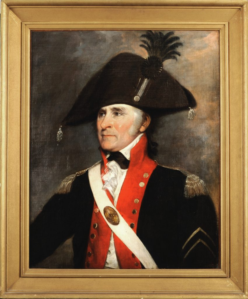 Bryan Rossiter by John Trumbull, ca. 1806-1808