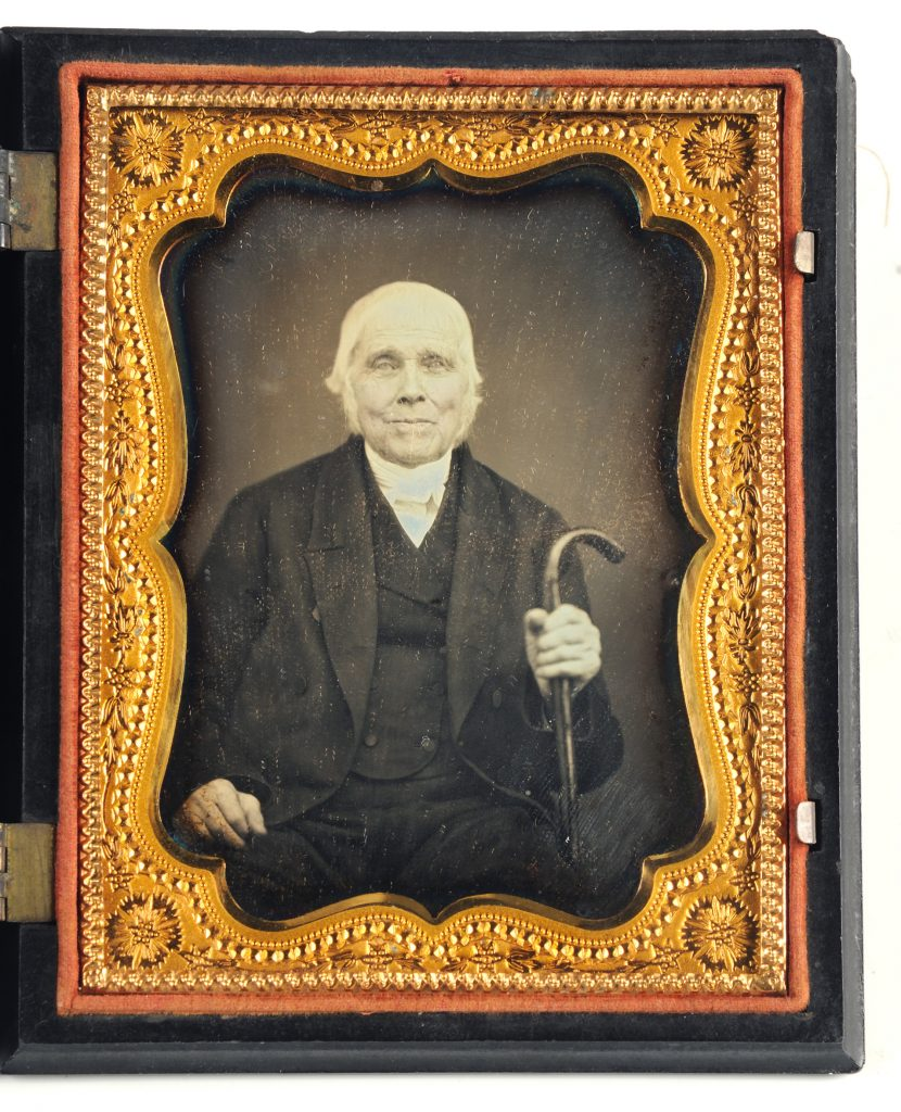 George Warner daugerreotype, ca. 1855