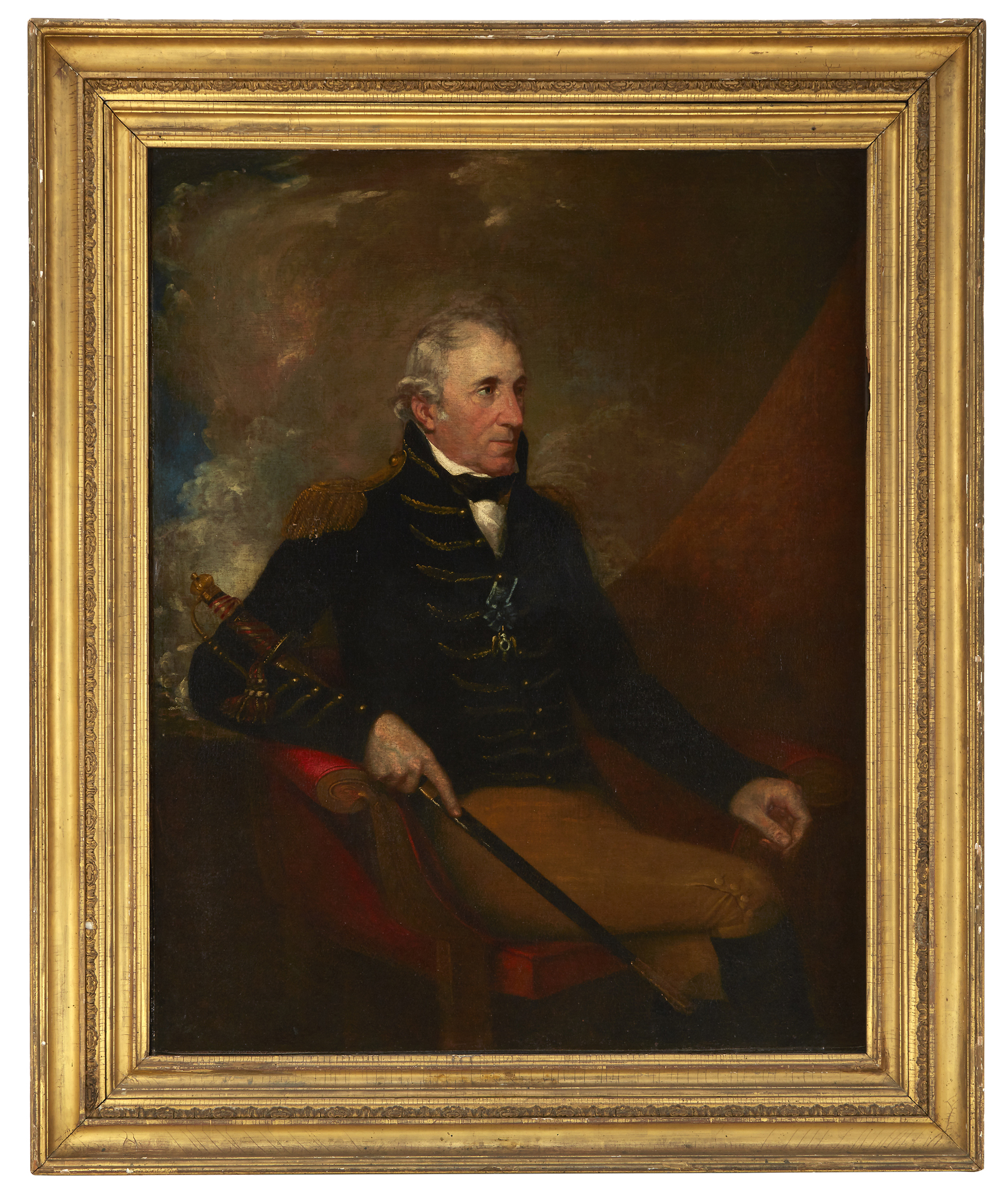 Thomas Pinckney by Samuel F.B. Morse, 1818