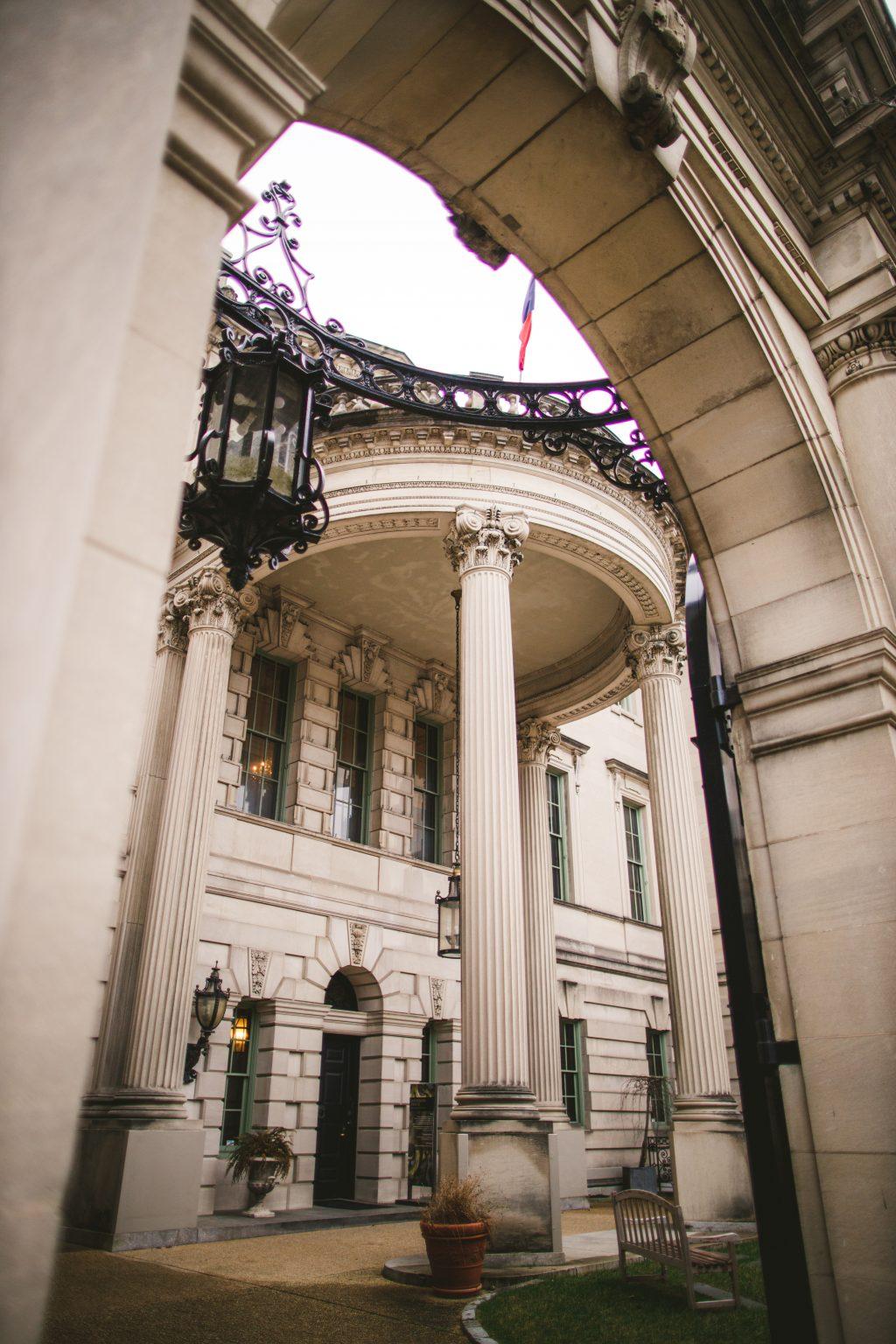 <h2>Enter through the gates</h2>Photo by Sam Hurd.