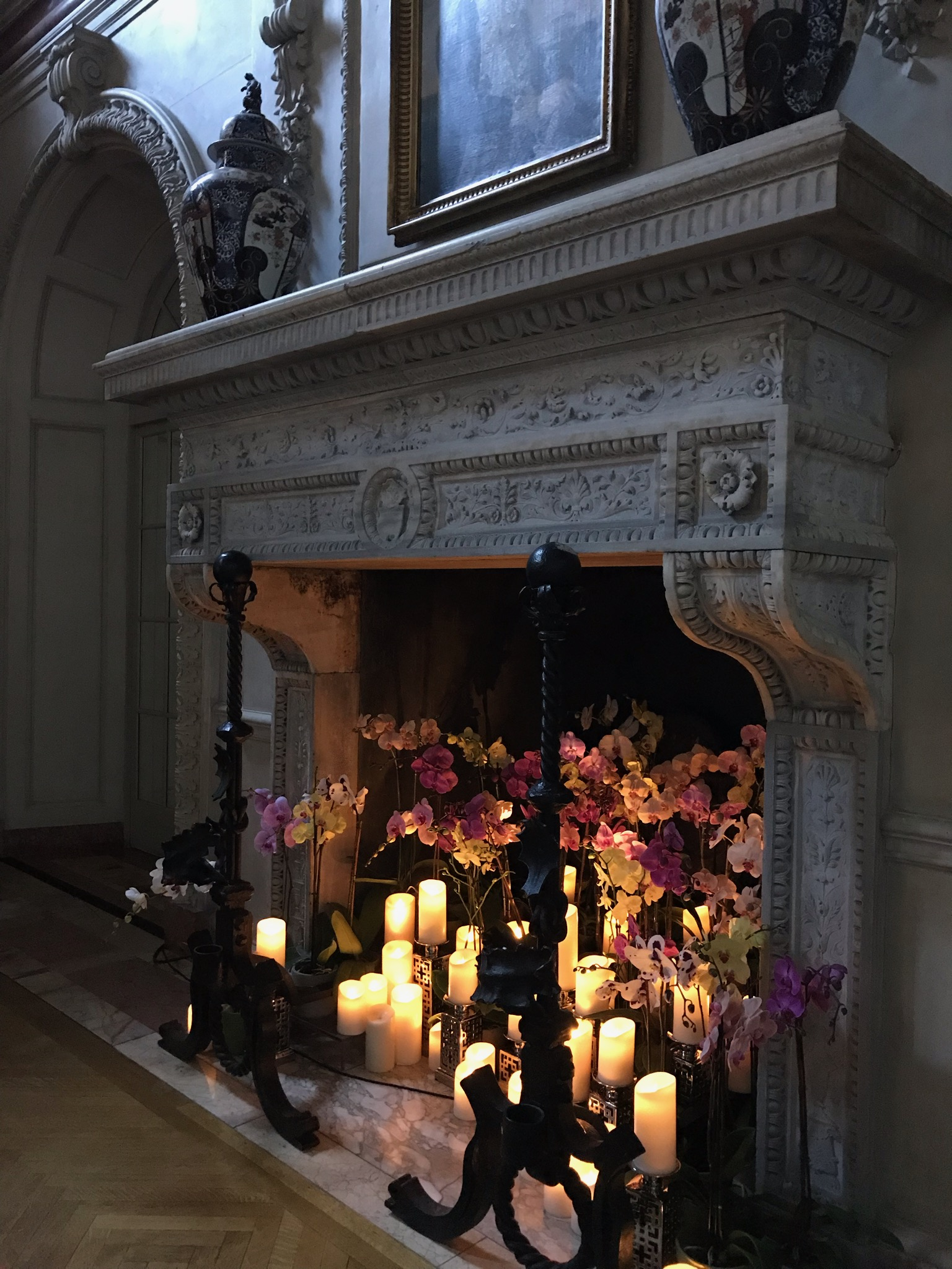 h2>Fireplace brought to life</h2>