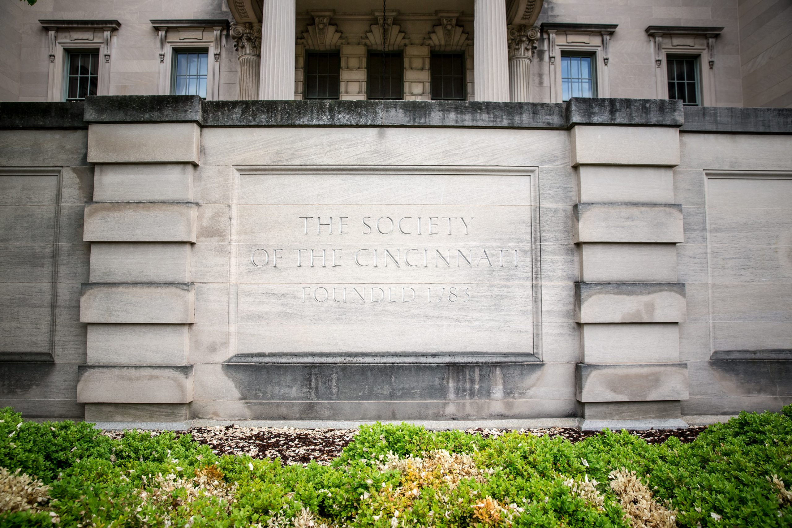 Massachusetts Avenue entrance. Photo by Nick Tettey.