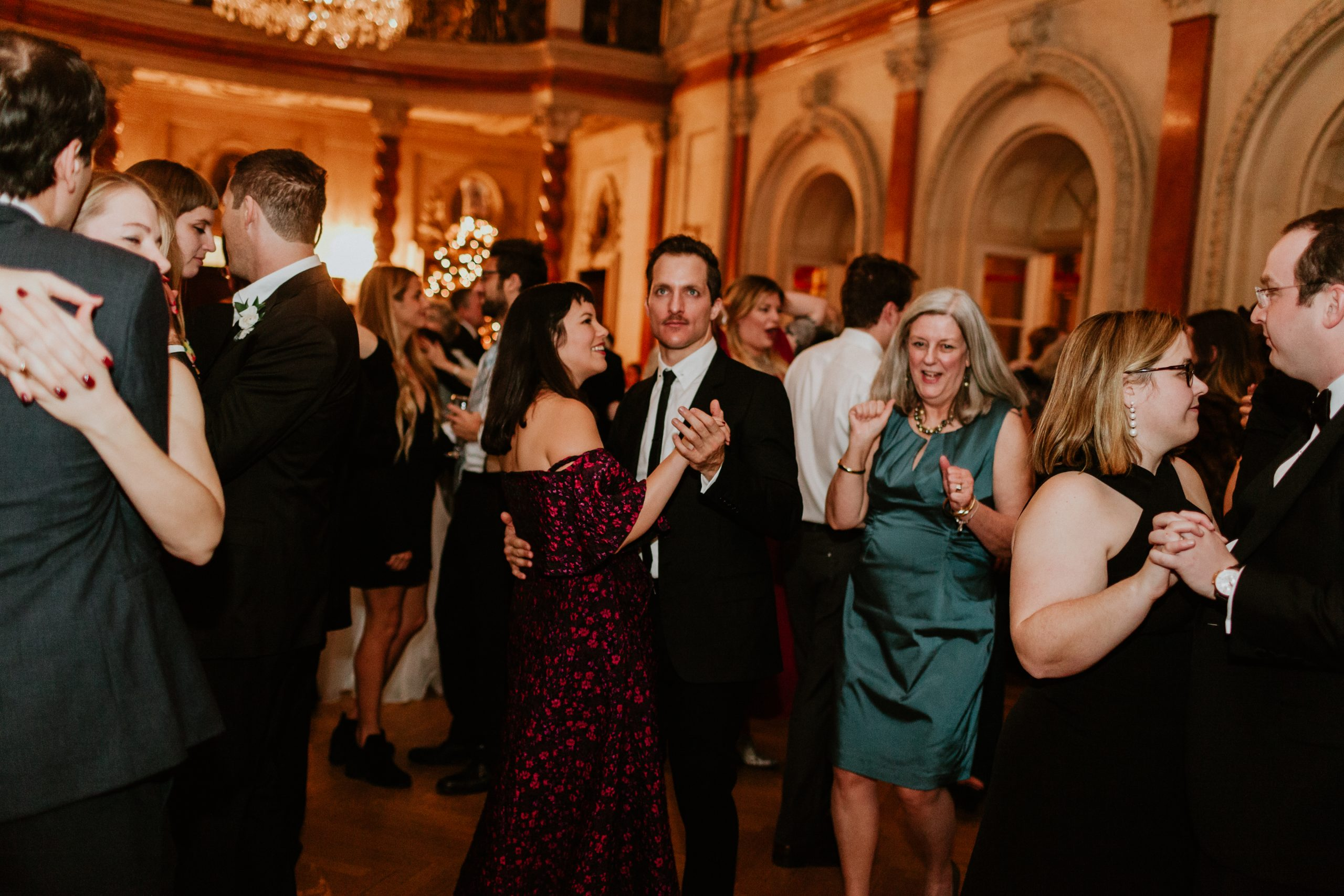 <h2>December dance event</h2>Photo by Chris Zachary.