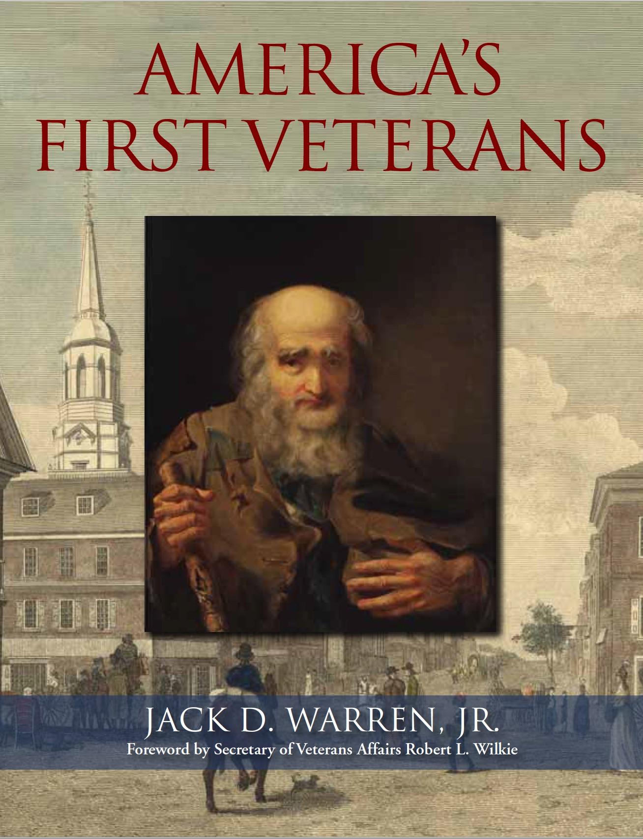 Pre-order America's First Veterans by Jack D. Warren, Jr.