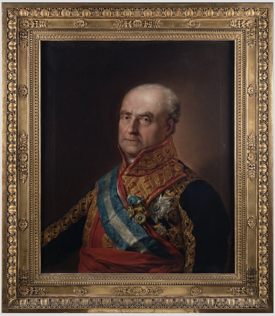 The marquis de Saint-Simon was the lost hero of Yorktown.