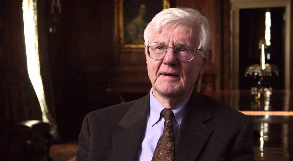 Gordon Wood speaks about Washington's moral leadership in Princeton, New Jersey.